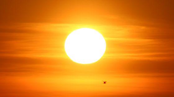 ظاهرة مثيرة للجدل..ظهور 3 شموس في السماء