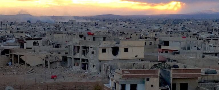 تسجيل 8 انتهاكات لوقف إطلاق النار في مدينة حلب