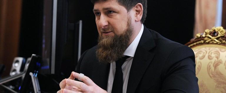 بوتين يعين قاديروف رئيسا لجمهورية الشيشان بالوكالة