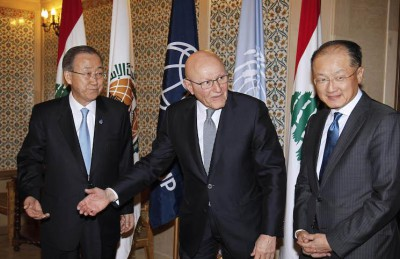 البنك الدولي يحذر لبنان من مخاطر الشلل السياسي