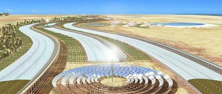 زراعة الصحراء أصبحت أمراممكنا