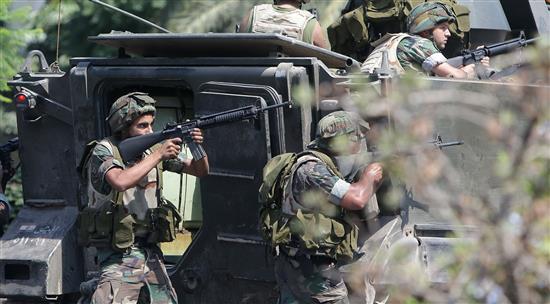 الإرهاب يستقبل بان: استهداف الجيش في عرسال