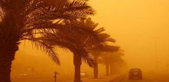 لبنان أمام عاصفة رملية غداً..