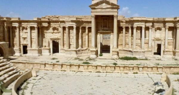 بالصور: تاريخ تدمر السورية …ماذا بقي منه؟