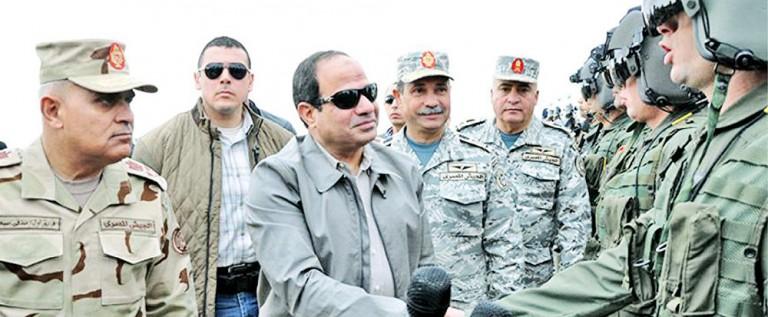 """""""جلوبال فاير باور"""": الجيش المصرى يتقدم على """"الإسرائيلى والإيرانى"""""""