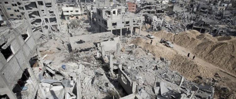"""""""الأونروا"""":عجز التمويل يعيق إعادة بناء غزة"""