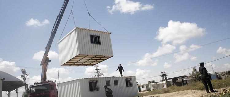 حماس تعزز تواجدها الأمني على الحدود مع مصر