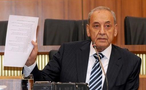 بري من القاهرة: لبنان يمثل ضرورة عربية ودولية في العالم