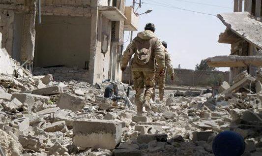 الأسد يعد عشية 9 مايو بإحراز النصر في حلب