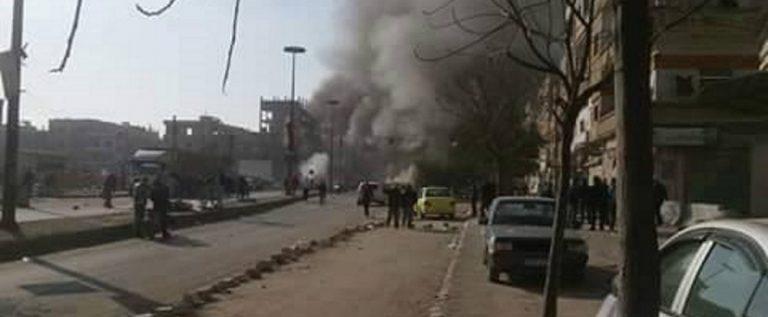 """مصادر تكشف لـ """"سبوتنيك"""" طريق دخول المتفجرات بحادث السيدة زينب"""
