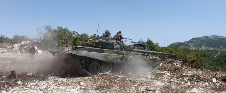 تقدم واسع للجيش السوري في ريف اللاذقية يربك تركيا