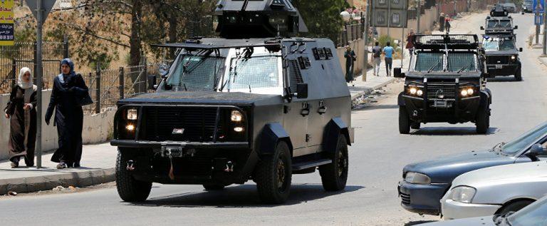 قتلى وجرحى بين أفراد حرس الحدود الأردني بهجوم إرهابي