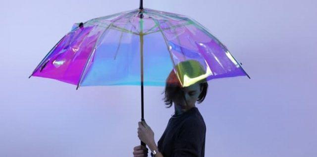 مظلة ذكية تتنبأ هطول المطر قبل 15 دقيقة