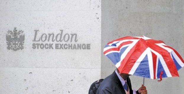 مؤشر بورصة لندن دون ستة الاف نقطة