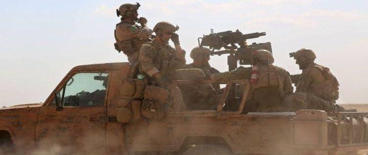متحدث: قوات مدعومة أمريكيا مستعدة لدخول مدينة سورية تسيطر عليها الدولة الإسلامية