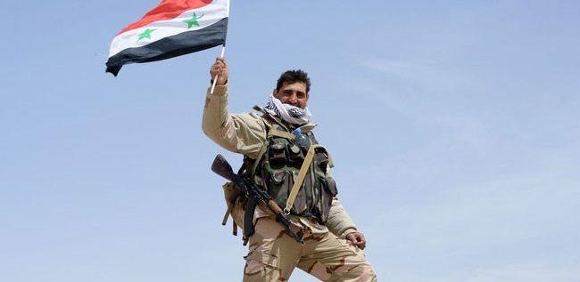 ما هي حقيقة تراجع القوات السورية في الرقة ؟!