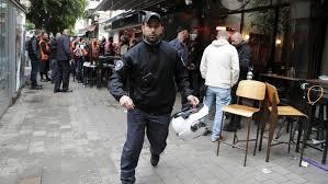 بالفيديو: لحظة عملية إطلاق النار في تل أبيب