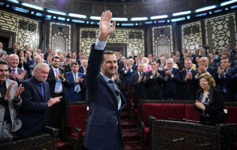 الأسد: سنحرر كل شبر من سوريا