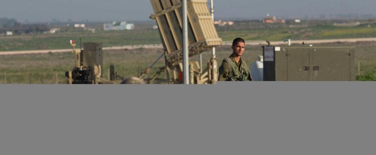 سماع صافرات إنذار في هضبة الجولان على الحدود الإسرائيلية اللبنانية