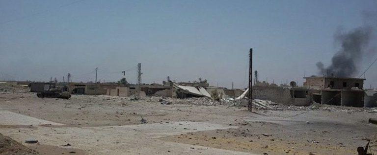 أكثر من 30 شهيداً سقطوا نتيجة تفجير انتحاري بحزام ناسف في حي الصالحية