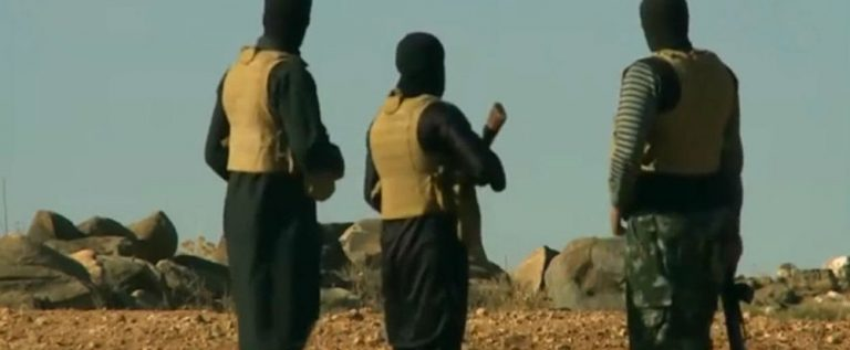"""""""داعش"""" يستخدم أرحام نسائه لتدمير الكوكب"""