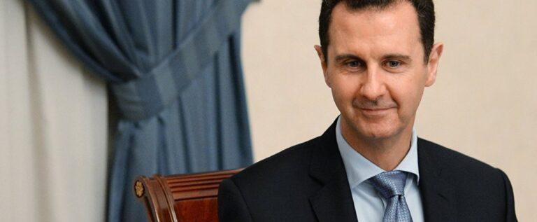 الأسد : كل من يلقي السلاح سيحصل على العفو