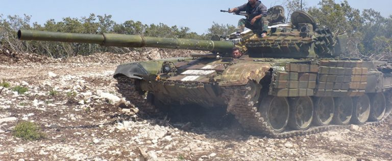 القوات السورية تعلن نظام التهدئة في سائر أراضي البلاد