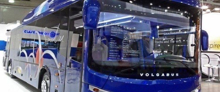 كشف النقاب عن أول حافلة بدون سائق في روسيا
