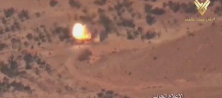 اصطياد المسؤول العسكري لداعش في جرود القاع بعد ساعات من كلام السيّد (فيديو)