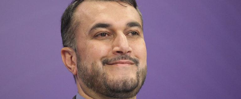 عبد اللهيان يكشف أسباب دعم إيران لأردغان أثناء محاولة الانقلاب