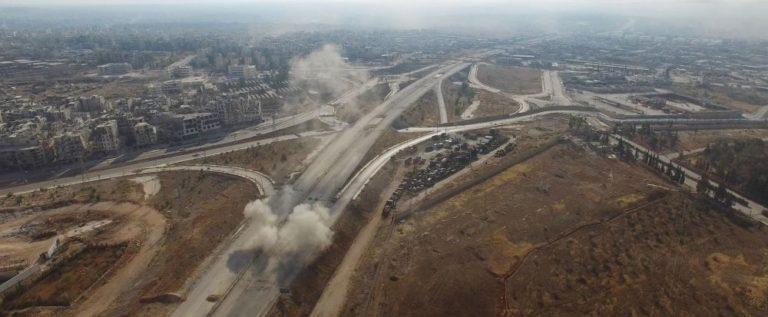 التنظيمات الإرهابية تقر بمقتل 10 زعماء بريف حلب الجنوبي والغربي