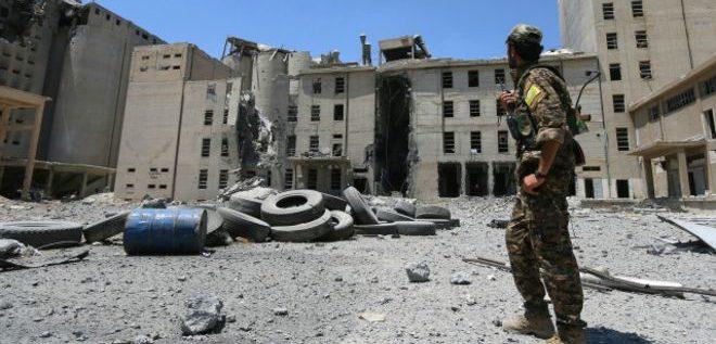 المرصد السوري: تحالف قوات سوريا الديمقراطية يسيطر على معظم مدينة منبج