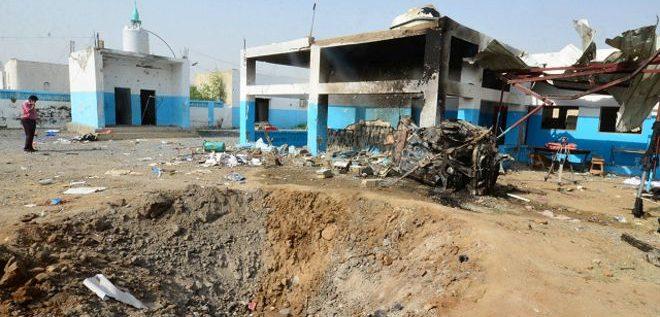 أطباء بلا حدود تجلي موظفيها من شمالي اليمن بعد قصف التحالف لإحدى منشآتها