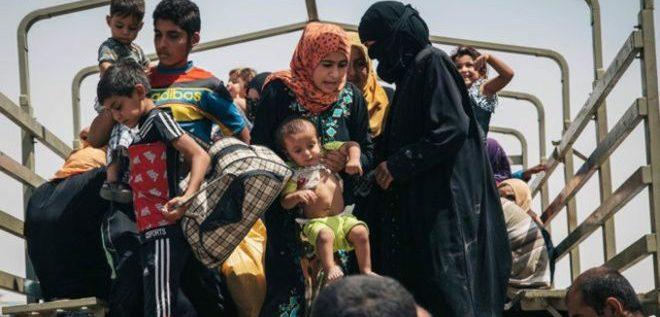 نزوح جماعي كبير من الموصل تستعد له الأمم المتحدة