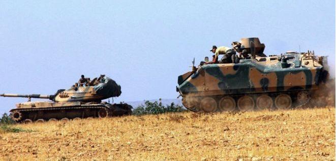 """تركيا: سنقدم كل اشكال الدعم لطرد """"داعش"""" من جرابلس"""