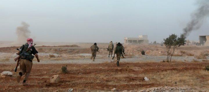 المرصد السوري: قوات تدعمها أمريكا تسيطر الآن على 40% من منبج