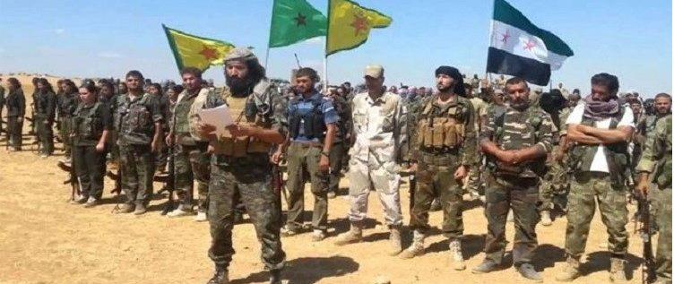 التوصل لاتفاق هدنة بين قوات سوريا الديمقراطية وقوات النظام في الحسكة