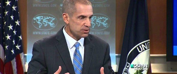 كيري يعرب عن قلق بلاده إزاء استخدام روسيا للقاعدة الإيرانية