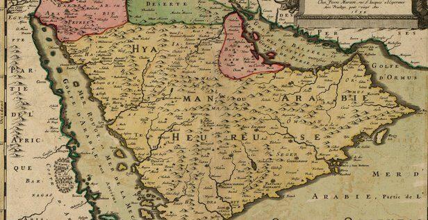 خريطة العربيات الثلاثة..ما هي؟