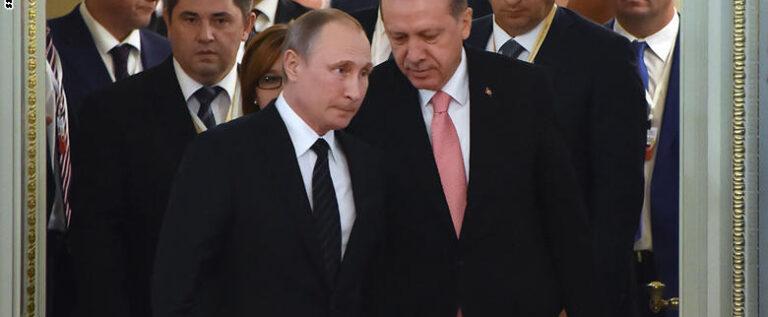 """تركيا: """"آلية ثلاثية"""" مع روسيا حول سوريا.. واختلاف حول الأسد"""