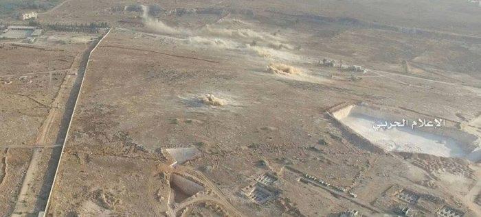 تقدم للمسلحين في حلب واشتباكات عنيفة حول الكلية الفنية الجوية