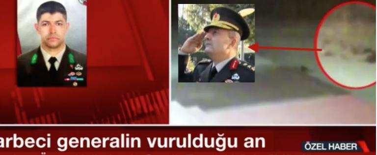 فيديو.. لحظة اغتيال المسؤول العسكري عن العمليات التركية بسوريا