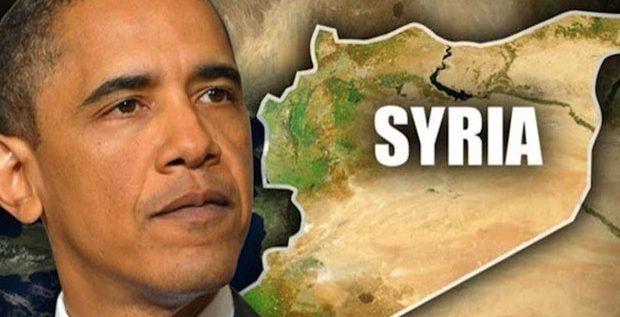 أوباما ينفق مليارات الدولارات على حرب سرية وغير مشروعة في سوريا