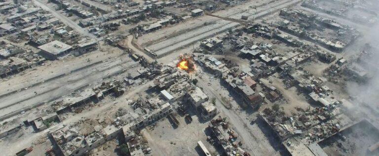 الجيش السوري يعلن بدء عملياته العسكرية في الأحياء الشرقية لحلب