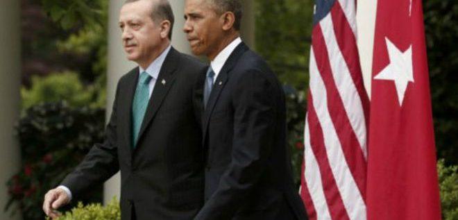 """تركيا والولايات المتحدة """"مستعدتان"""" لضرب تنظيم الدولة في الرقة"""