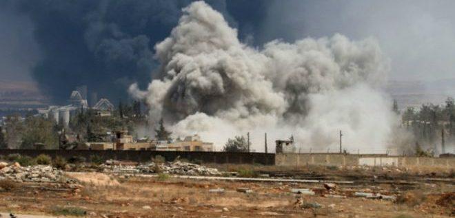سوريا: القوات الحكومية تعيد محاصرة الأحياء الشرقية الخاضعة لسيطرة المعارضة المسلحة في حلب