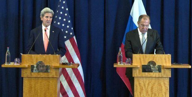 لافروف في ختام لقاء لوزان: اتفقنا على مواصلة الاتصالات حول سوريا