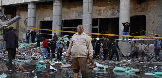 نجاة النائب العام المساعد المصري من محاولة اغتيال بتفجير سيارة مفخخة