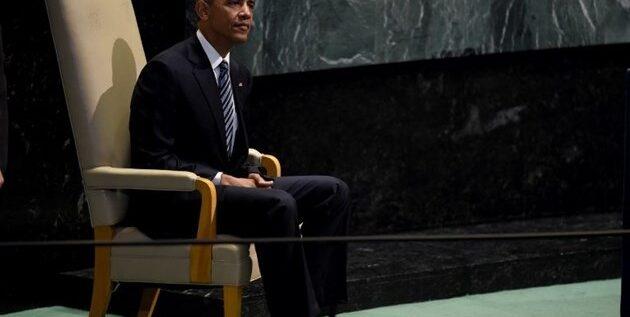 أوباما أمام الجمعية العامة: لا حل عسكرياً في سوريا
