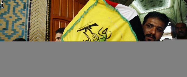 """أمين عام """"النجباء"""": نؤمن بولاية الفقيه ولولا إيران لسقطت دمشق وبغداد"""